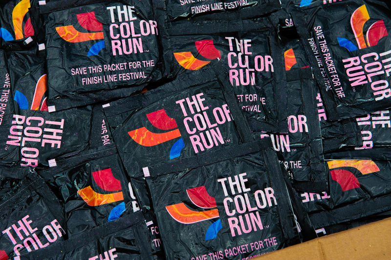 London Color run 2014-10