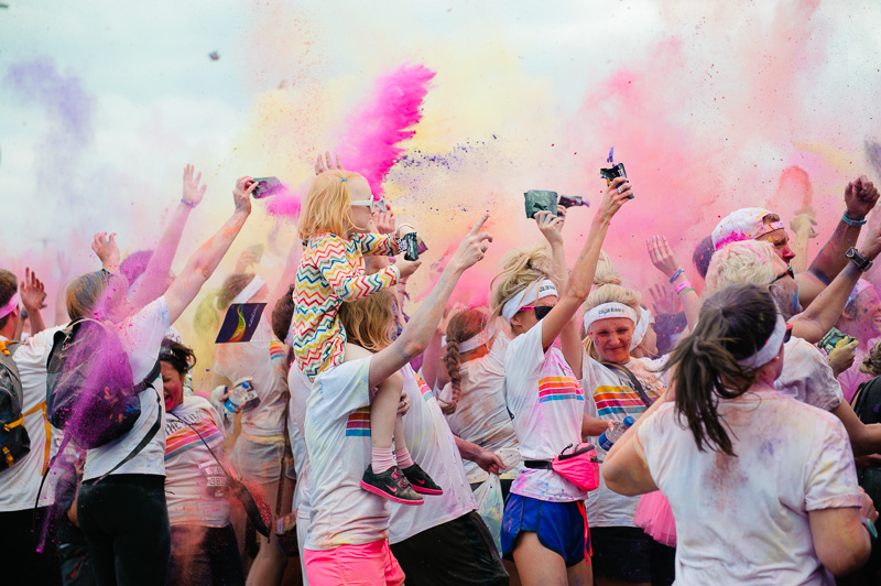 London Color run 2014-21