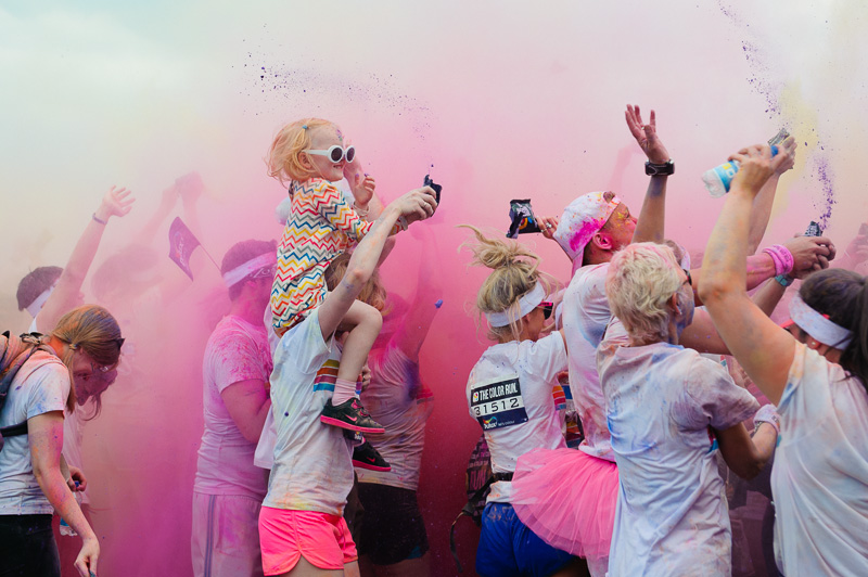London Color run 2014-22