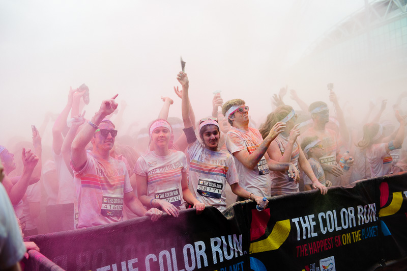 London Color run 2014-23